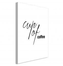 Cuadro - Cup of Coffee (1...